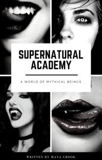 Supernatural Academy cover