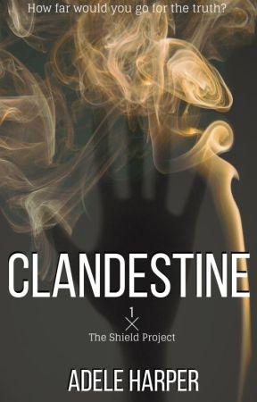Clandestine by adeleharper
