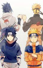 Second Chances (Naruto TimeTravel fic) by Crimsonfang33