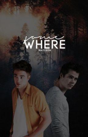 Somewhere  ➤ Edward Cullen by stuckystans