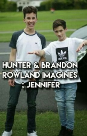 Hunter & Brandon Rowland Imagines  by multifriendom