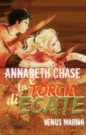 Annabeth Chase e la torcia di Ecate by venusmarion