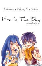Fire in the Sky (Romeo X Wendy Fairy Tail fanfic) by scin-til-la