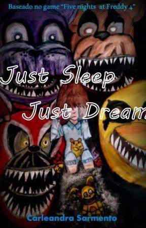Just Sleep Just Dream by HandonSan1