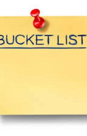 Tiroh's Bucketlist by RenaMendigoria