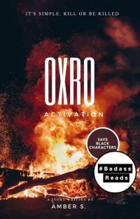 OXRO: ACTIVATION cover