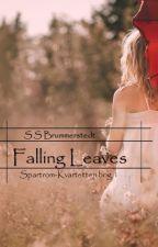 Falling Leaves by GedenGedert