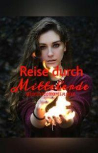 Reise Durch Mittelerde  (Legolas/ Der Hobbit/ Herr Der Ringe Ff)✔ cover