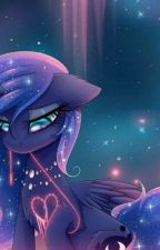 The Past Of Luna's Faltering Stars by lordicorn
