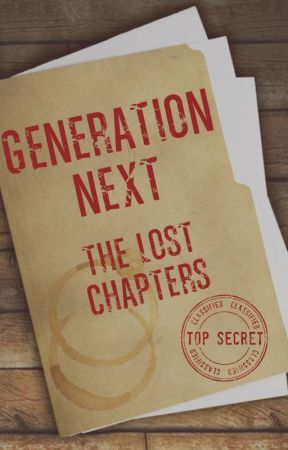 Generation Next The Lost Chapters by VictoriaKaer