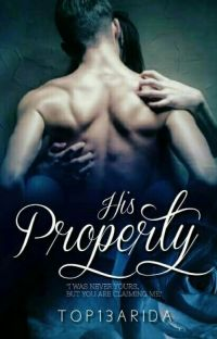 His Property(Published On Dreame App) cover
