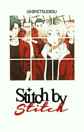 Stitch By Stitch || Haikyuu!! by himitsumints