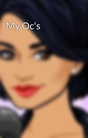 My Oc's by TeodoraStanescu1