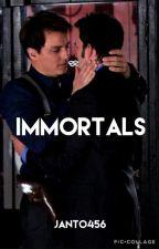Immortals (Torchwood au) by work_in_progress_456