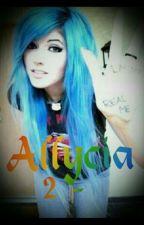 Allycia ~ 2 by juliaparrareis