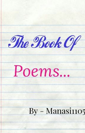 The Book Of Poems... by manuusays