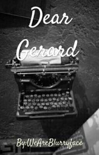 Dear Gerard cover