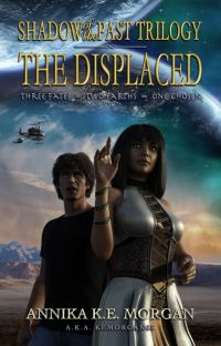 Shadow Of The Past Trilogy ∞ THE DISPLACED cover