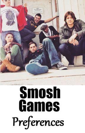 Smosh Games Preferences by babykaminari