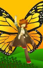 Little Butterfly (MCYT AU) by EnderShadeMC