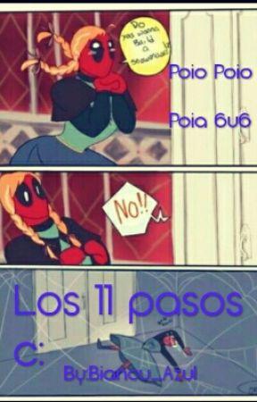 :D LOS 11 PASOS :D by Biancu_Azul