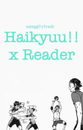 haikyuu!! x reader by luniargold