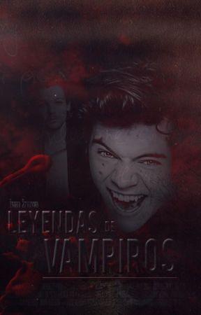 Leyendas de Vampiros [LS]  by IngridStylinson_x