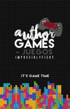 Author Games - Juegos (COMING SOON) by ImpossiblyFiery