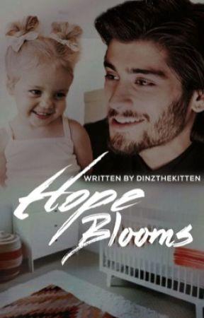 Hope Blooms by DinzTheKitten