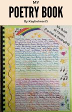 My Poetry Book by kaytieheart5