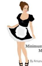 Minimum wage maid by jamieb_123