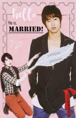 Hello, He's Married!! [BoyxBoy] by yunxjae