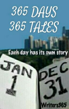 365 DAYS 365 TALES by writers365