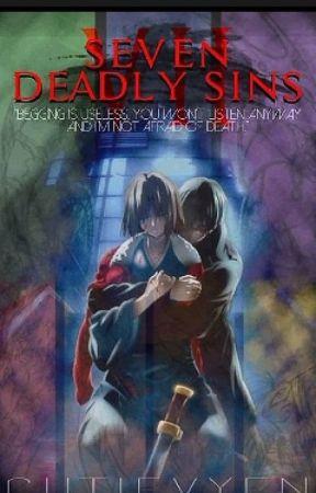 Seven Deadly Sins by cutievyen