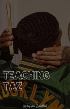 teaching taz . » t.d. by DopeAhhBxB
