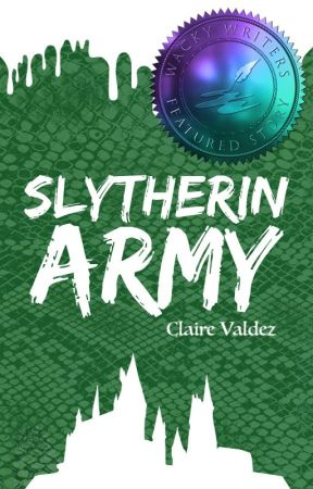 Slytherin Army by ClaireValdez