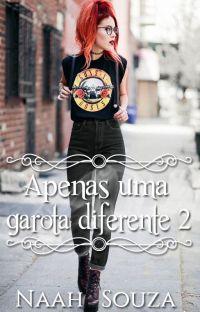 Apenas Uma Garota Diferente 2 cover