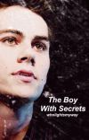 The Boy With Secrets cover