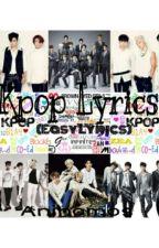 Kpop Lyrics by Ma_Hwang