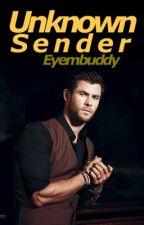 Unknown Sender | C. Hemsworth | AU by EyemBuddy