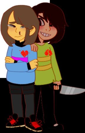 W-Why..... Why..... Choose M-Me? (Undertale Story) by Wolffang1795