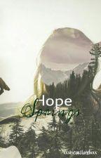Hope Springs (#Wattys2016) by xxxheartlandxxx