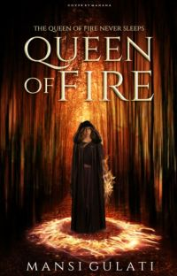 [HIATUS] The Amulet Series: Queen of Fire [REWRITE] cover