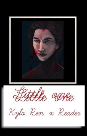 Little One [ Kylo Ren x reader ] by ourloveiscold