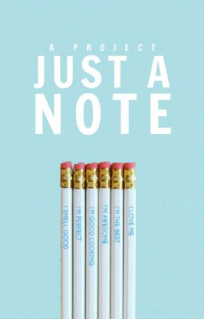 Just A Note by justanote