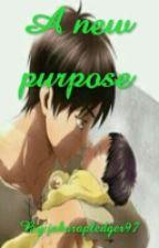 A New Purpose by jakarapledger97