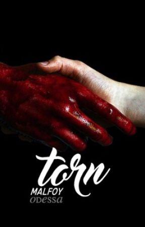 Torn | Draco Malfoy by moonlitmarauders
