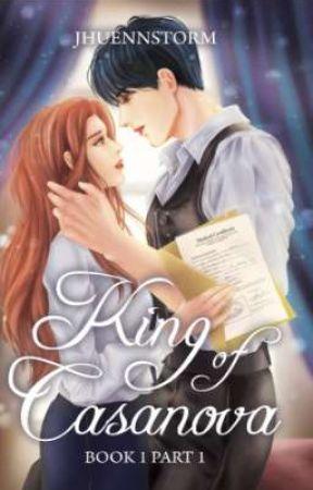 King Of Casanova Book1 (PUBLISHED UNDER PSICOM by jhuennstorm