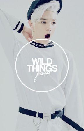 wild things   me by -xiaojun