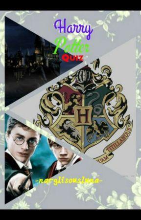 Harry Potter Quiz by -narglisousluna-